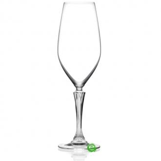 Bicchieri RCR,Calice Glamour Flute RCR 44 cl 6pz