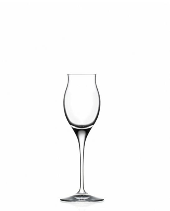 Bicchieri RCR ,Calice Invino grappa RCR 10 cl 6pz