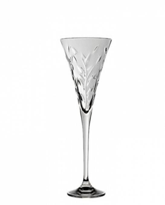 Bicchieri RCR ,Calice Laurus RCR Flute 12 cl 6pz