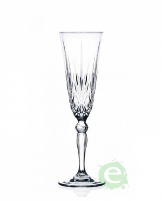 Bicchieri RCR ,Calice Melodia RCR Flute 16 cl 6pz