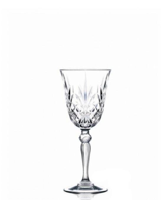 Bicchieri RCR ,Calice Melodia RCR Liquore 16 cl 6 pezzi