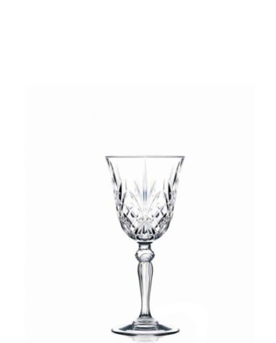 Bicchieri RCR ,Calice Melodia RCR Liquore 5 cl 6 pezzi