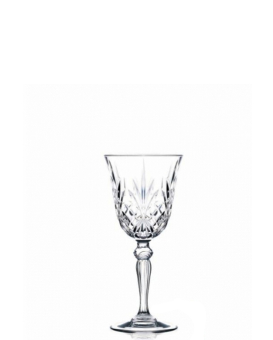 Bicchieri RCR ,Calice Melodia RCR Liquore 6 cl 6pz
