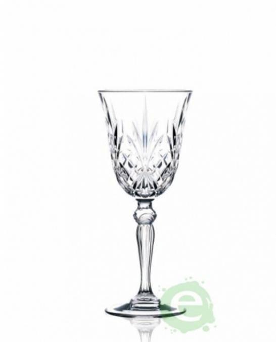 Bicchieri RCR ,Calice Melodia RCR Vino 21 cl 6pz