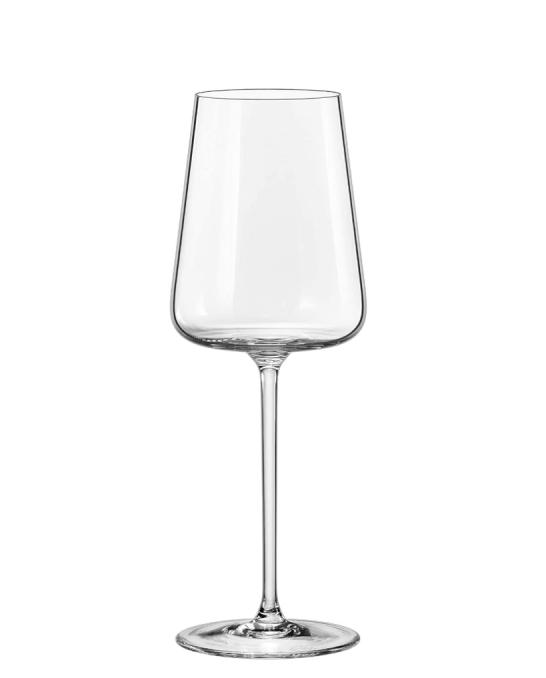 Bicchieri da Vino e Acqua ,Calice Mode vino bianco 36 cl 6 pezzi