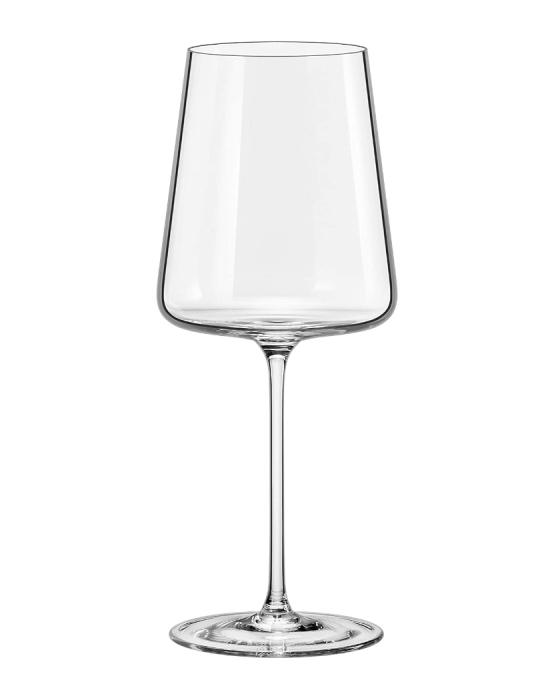 Bicchieri da Vino e Acqua ,Calice Mode vino rosso 55 cl 6 pezzi