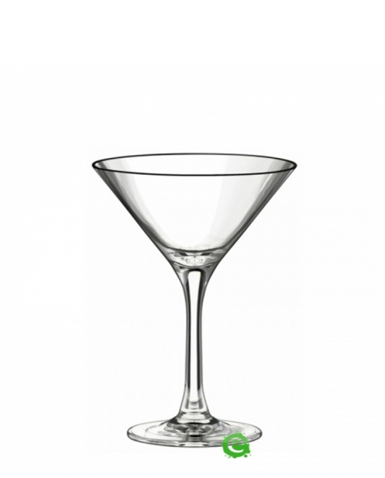 Nick e Nora ,Calice Mondo Coppetta Martini 18 cl 6pz