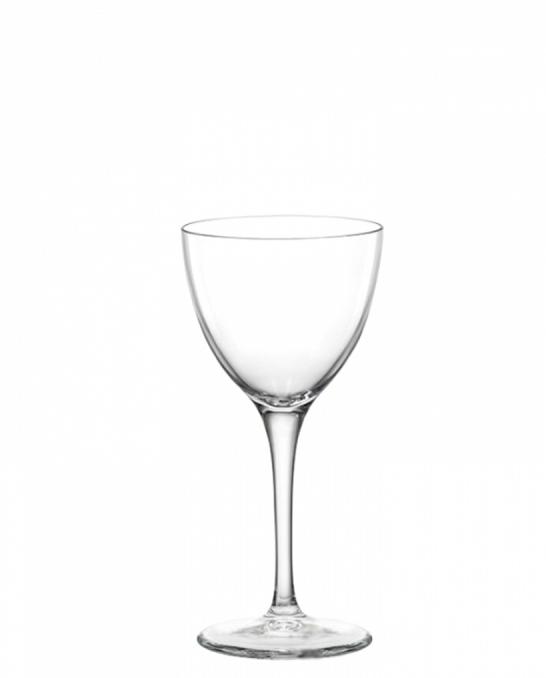 Bicchieri da Cocktail ,Calice Novecento Nick & Nora serie Bormioli 15.5 cl 6 pezzi