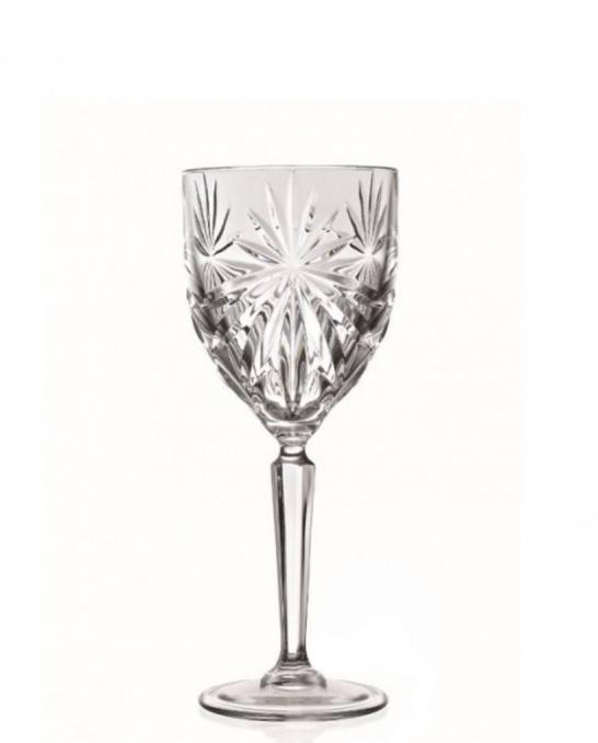 Bicchieri RCR ,Calice Oasis RCR Vino 23 cl 6 pezzi
