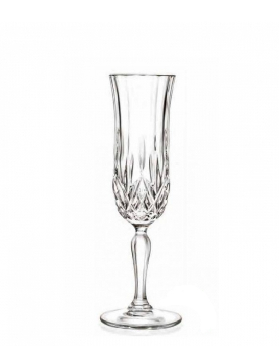 Bicchieri RCR ,Calice Opera RCR Flute 13 cl 6 pezzi