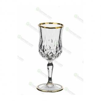 Bicchieri RCR,Calice Opera RCR Liquore Oro 12 cl 6pz