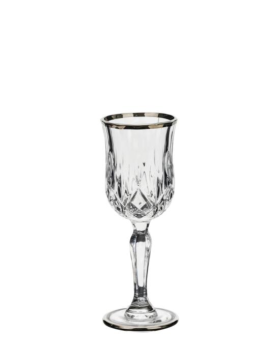 Bicchieri RCR ,Calice Opera RCR Liquore Platinum 6 cl 6 pezzi
