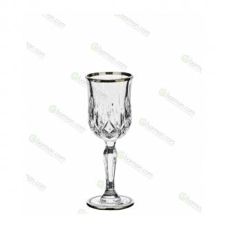 Bicchieri RCR ,Calice Opera RCR Liquore Platinum 6 cl 6pz