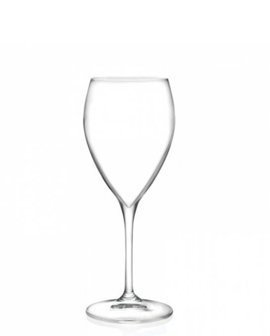 Bicchieri RCR ,Calice Wine Drop vino bianco RCR 33.4 cl 6 pezzi