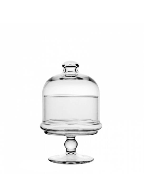 Decorazione Guarnizione ,Campana Mini potiche in vetro