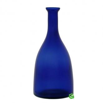 Bicchieri da Vino e Acqua ,Caraffa in vetro Blu per acqua 75 cl