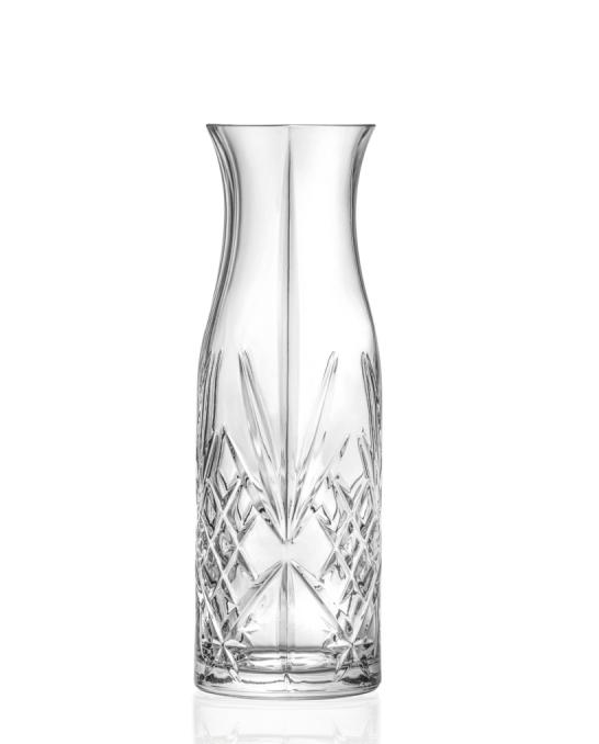 Bicchieri RCR ,Caraffa Melodia RCR in cristallo 1.16 lt