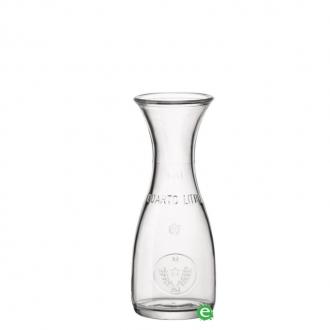 Bicchieri da Vino e Acqua ,Caraffa Misura Bollata 0.25 lt 12pz
