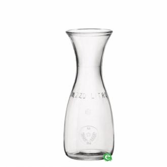 Bicchieri da Vino e Acqua ,Caraffa Misura Bollata 0.50 lt 12pz