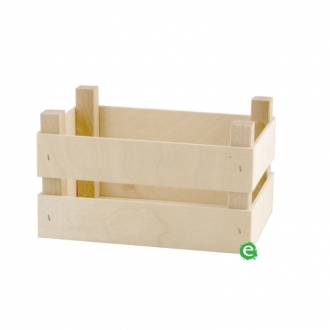 Accessori per Servizio Bar ,Cassetta in legno 20x14x10 cm