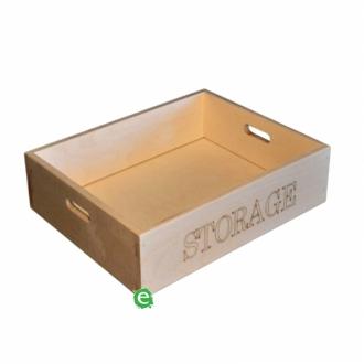 Decorazione Guarnizione ,Cassetta Multiuso 25x36x10.5 cm