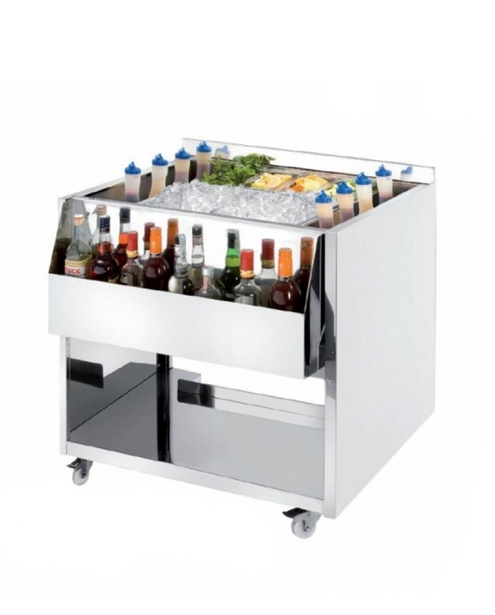 Moduli Bar e Bottigliere ,Cocktail Station M 75