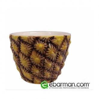 Mug ,Coppa Ananas Ceramica