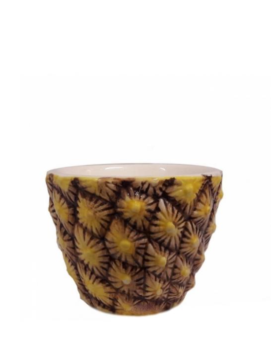 Mug,Coppa Ananas Ceramica