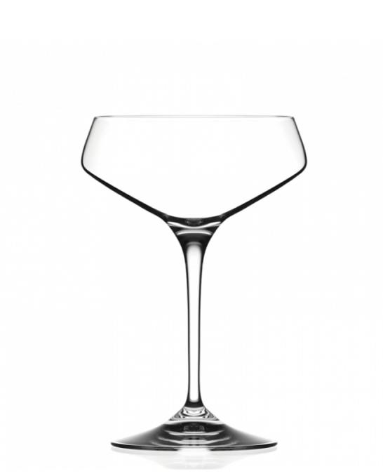 Bicchieri RCR ,Coppa Aria RCR champagne 33 cl 2pz