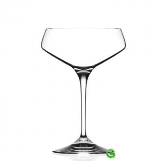 Bicchieri da Cocktail ,Coppa Aria RCR champagne 33 cl 6pz