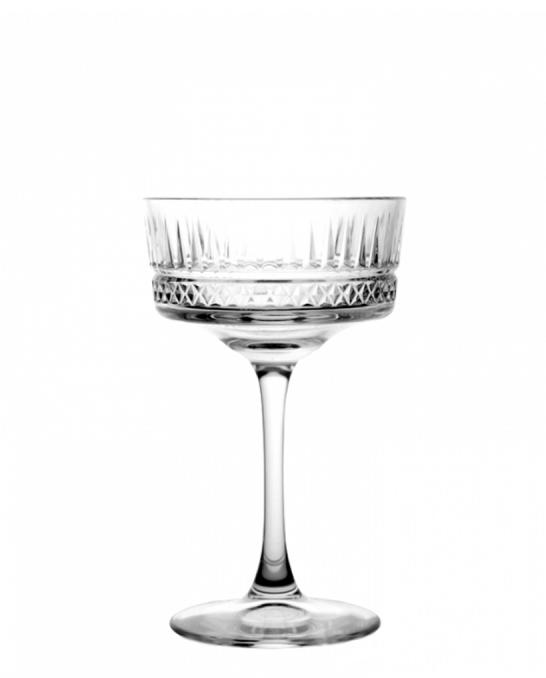 Bicchieri da Cocktail ,Coppa Champagne Elysia 26 cl 4 pezzi