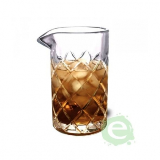 Mixing Glasses,Economy Mixing Glass Yarai Style 650 ml