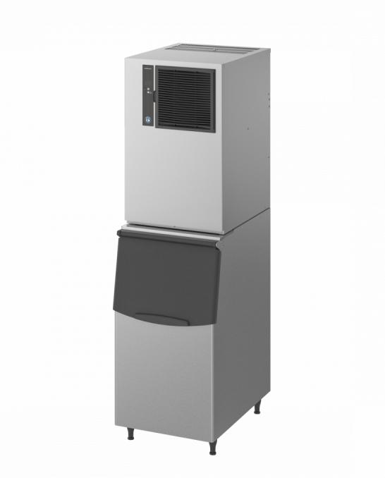 Macchina Ghiaccio,Fabbricatore ghiaccio IM-240 ANE-HC cubetto pieno 31 g