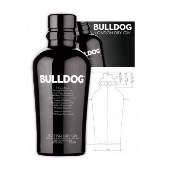 Prodotti Alcolici ,Gin Bulldog 70 cl