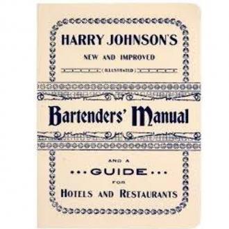 Libri ,Harry Johnson's Bartenders' Manual
