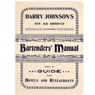 Libri ,Harry Johnson's Bartenders' Manual