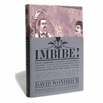Libri ,Imbibe! by David Wondrich