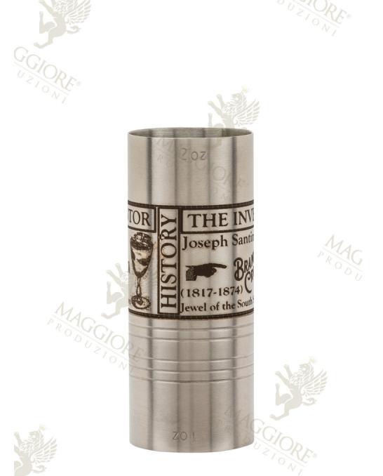 Jiggers ,Jigger Maggiore Crusta 30/60 ml