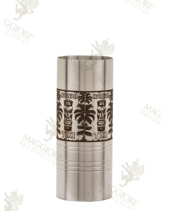 Jiggers ,Jigger Maggiore Tiki Hawaii 30/60 ml