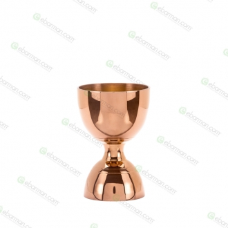 Jiggers ,Jigger ML Rose Gold 30/60 ml
