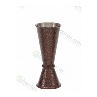 Jiggers ,Jigger style japanese 15/30 ml Old Bronze