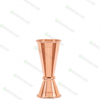 Jiggers ,Jigger style Japanese 15/30 ml Rose Gold