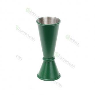 Jiggers ,Jigger style Japanese 15/30 ml Verde