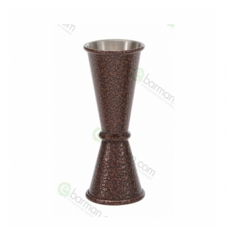 Jiggers ,Jigger style japanese 30/45 ml Old Bronze