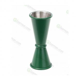 Ultimi in Stock ,Jigger style japanese 30/45 ml Verde