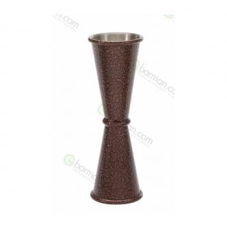 Jiggers ,Jigger style japanese 45/50 ml Old Bronze