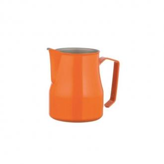 Caffetteria e Latte Art ,Lattiera professionale arancione 50 cl