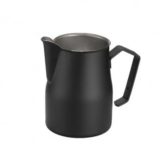 Caffetteria e Latte Art ,Lattiera professionale nera 75 cl