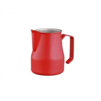 Caffetteria e Latte Art ,Lattiera professionale rossa 50 cl