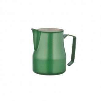 Caffetteria e Latte Art ,Lattiera professionale verde 50 cl